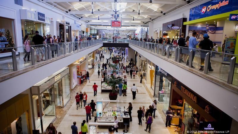 California mall