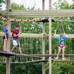 Zip line, ropes course bring new life to Howe Caverns