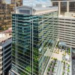 Recently purchased uptown tower slated for renovations