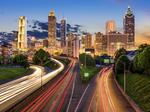 Atlanta best large college city in America