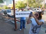 Trump, protests put Arizona in the center of news cycle, Twitter world
