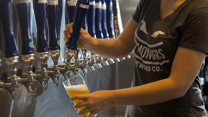 Do you drink local craft beer?