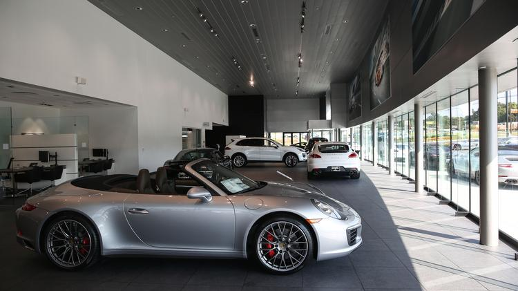 Hendrick Motors Of Charlotte >> Hendrick Automotive Group Moves Expands Porsche Dealership In