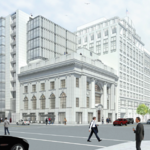Major addition proposed for historic National Bank of Washington building