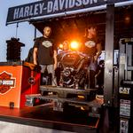 Harley riders take over Milwaukee as part of big rally: Slideshow