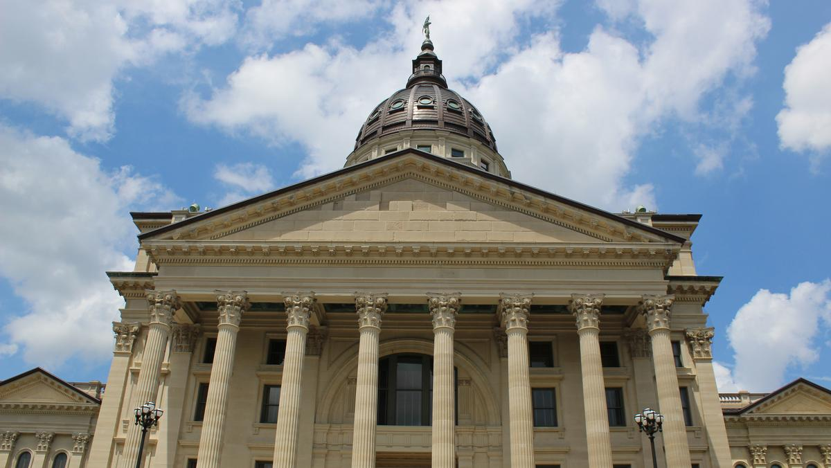 GOP-backed bill would limit Kelly's power, Covid-19 liability - Kansas City Business Journal