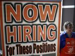 Hiring less than expected; could stymie planned Fed rate increase