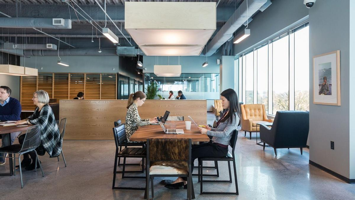 Industrious To Open Coworking Space At One PPG Place   Pittsburgh Business  Times