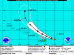 Lester weakening, moving away from Hawaii