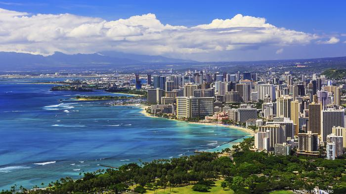 Core visitor markets lead to Hawaii tourism gains in April