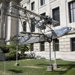 Franklin Institute to remove, restore outdoor aircraft