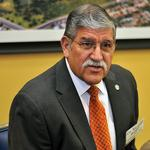 UTSA President <strong>Romo</strong> placed on administrative leave