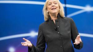 Meg Whitman stepping down as CEO of HP Enterprise