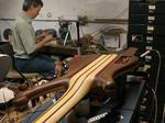 Portland Makers: How David King makes his top-end bass guitars (Photos) (Video)