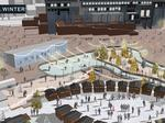 Dispute throws City Hall Plaza holiday market future into jeopardy