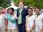 2016 Diversity Awards: Girl Scouts (North Carolina Coastal Pines) - Medium Company