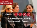 List Leaders: Meet Oregon's 10 largest women-owned businesses