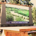 Want a 140-inch outdoor TV? This DFW company will sell you one for $100K
