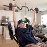 In paralyzed man's 'promising' recovery, new hope, hype for stem cells