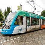 Streetcar ridership, still below projections, rises