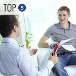 Top of the List: Life insurance companies