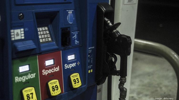 Gas Prices Oregon >> Aaa Says Oregon Ranked No 4 For Gas Prices Nationwide