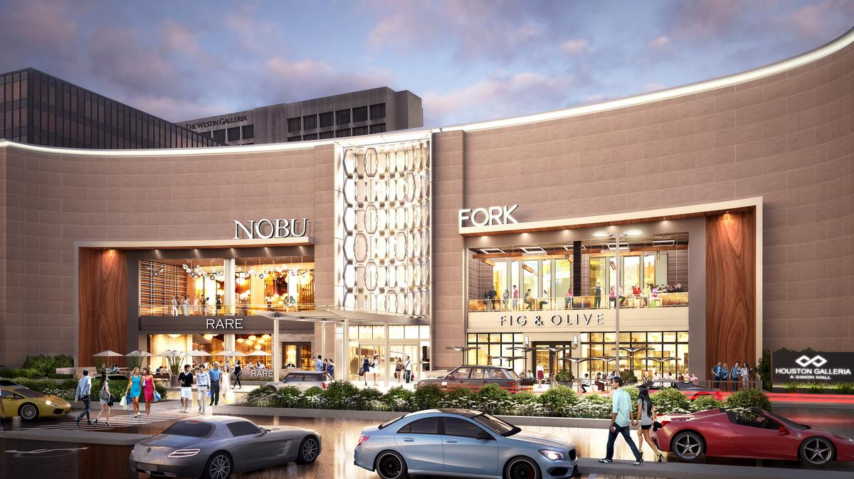 Nobu Fig And Olive In The Galleria To Cost 11m To Build Houston
