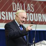 Jerry Jones keynotes Corridors of Opportunity: Frisco event at The Star in front of sold out crowd
