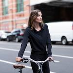 Boston startup's new high-tech womenswear includes sweat-free 'silk'