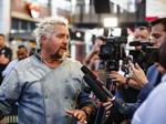 Food Network chef Guy Fieri's advice to young chefs