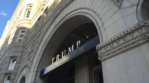Trump's D.C. hotel deemed in full compliance of federal lease