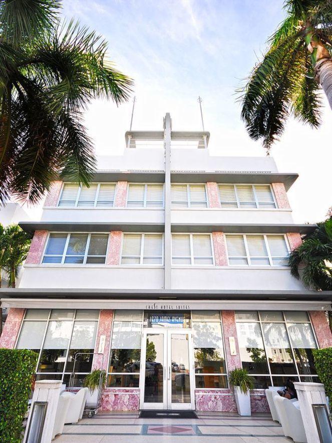 Crest Hotel Miami Beach 2018 World S