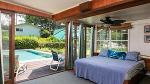 Classic Hawaiian Oceanfront Getaway