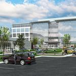 Highwoods signs first big tenant for new Cary office building