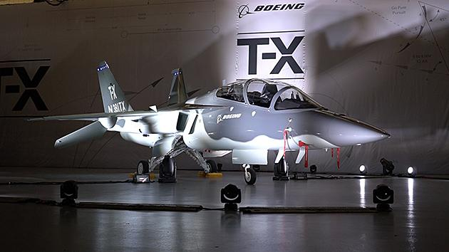 boeing quiet on wichita supplier potential for t x trainer program