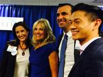 Joe Biden's wife pushes for universal community college access; Mayor Liccardo bullish on future program in the city