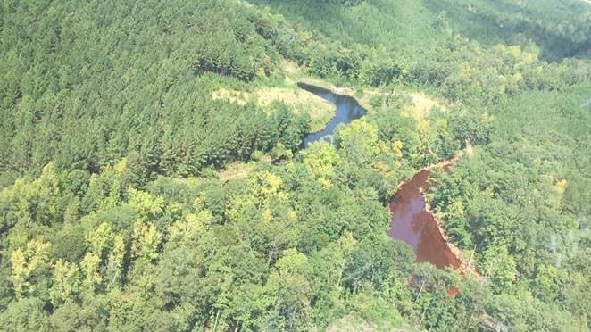 ADEM, Alabama AG fines Colonial Pipeline $3.1M for gas pipeline spills in 2016