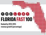 The List: Florida Fast 100