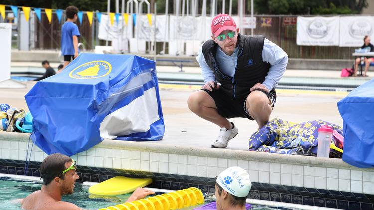 Former Santa Clara Swim Club coach John Bitter arraigned in