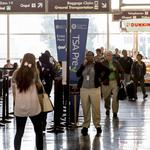 Airlines are bumping fewer passengers, U.S. report says