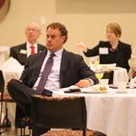Local Wells Fargo executive addresses the 'elephant in the room' at Winthrop event