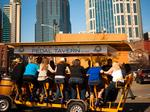 Party foul: Nashville pedal bars face off in court
