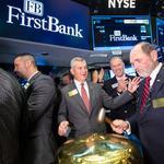 Scorecard: FirstBank execs react to NYSE debut