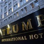 What happens to Trump's business brand now?