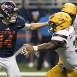 After first bowl trip, UTSA looks to grow fan base with Texas-heavy schedule