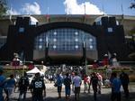 NFL plans to keep Sunday's Vikings-Panthers game in Charlotte while 'monitoring events'