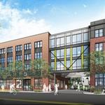 'From vacant eyesore to beauty,' developer says of Greenmount West