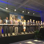 Embraer opens $3.5M manufacturing plant