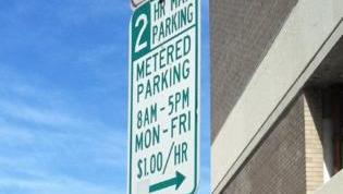 Want to park in downtown? 400 on-street, little-used spaces available