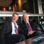 Mariners leader John Ellis gets red carpet sendoff after 24 years